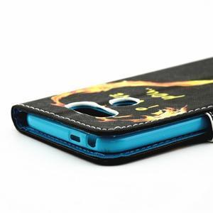 puzdro pre mobil LG G5 - ohnivá láska - 4