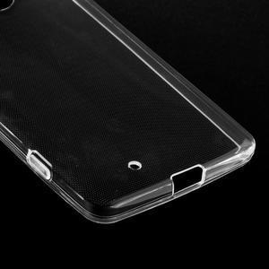 Transparentní gelový obal na Microsoft Lumia 950 - 4