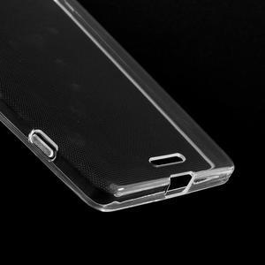 Transparentný gélový obal pre Microsoft Lumia 950 XL - 4