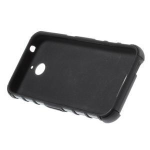Outdoor odolný kryt pre mobil HTC Desire 510 - čierny - 4