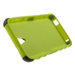 Outdoor odolný obal pre mobil HTC Desire 620 - zelený - 4