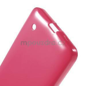 Gélový obal Microsoft Lumia 640 - rose - 4