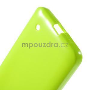 Gélový obal Microsoft Lumia 640 - zelený - 4