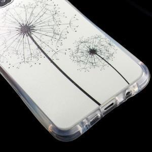 Tvarovaný gelový obal na Samsung Galaxy A5 (2016) - pampelišky - 4