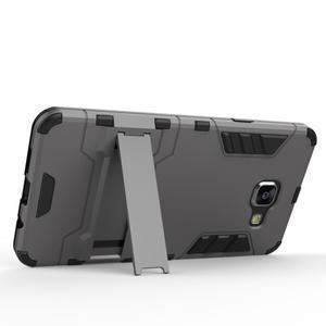 Odolný kryt pre mobil Samsung Galaxy A5 (2016) - šedomodrý - 4