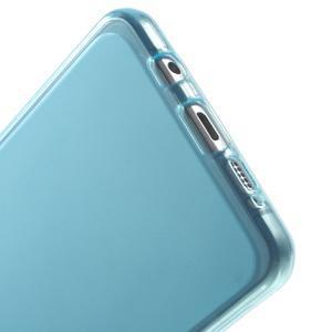 Matný gélový kryt pro Samsung Galaxy A5 (2016) - modrý - 4