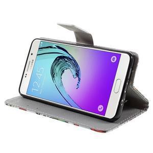 Štýlové puzdro pre mobil Samsung Galaxy A5 (2016) - boom - 4