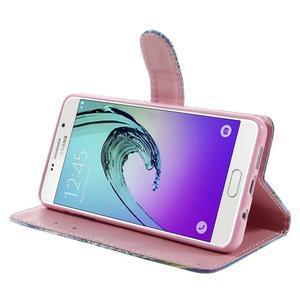 Stylové pouzdro na mobil Samsung Galaxy A5 (2016) - pampeliška - 4