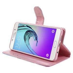Štýlové puzdro pre mobil Samsung Galaxy A5 (2016) - snívanie - 4