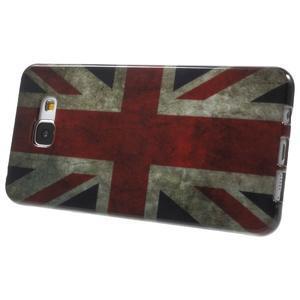 Obal s motivem na mobil Samsung Galaxy A5 (2016) - UK vlajka - 4