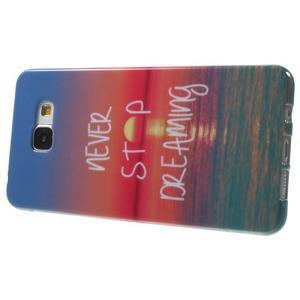 Obal s motívom pre mobil Samsung Galaxy A5 (2016) - dreaming - 4