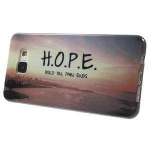 Obal s motivem na mobil Samsung Galaxy A5 (2016) - hope - 4