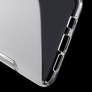 S-line gélový obal pre mobil Samsung Galaxy A5 (2016) - transparentný - 4