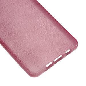 Brush gelový obal na Samsung Galaxy A5 (2016) - růžový - 4