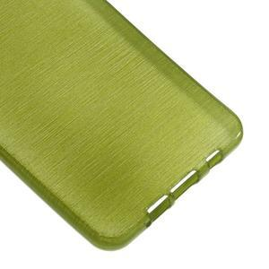 Brush gelový obal na Samsung Galaxy A5 (2016) - zelený - 4