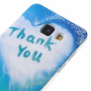 Emotive obal pro mobil Samsung Galaxy A5 (2016) - ďakujem - 4