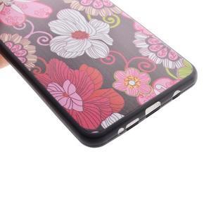 Gélový obal pre mobil Samsung Galaxy A5 (2016) - kvety - 4