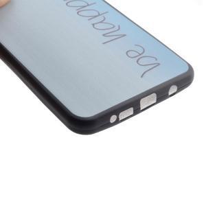Gelový obal na mobil Samsung Galaxy A5 (2016) - be happy - 4