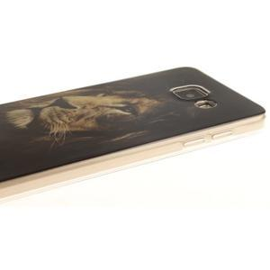 Softy gelový kryt na Samsung Galaxy A5 (2016) - lev - 4
