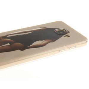 Softy gélový kryt pre Samsung Galaxy A5 (2016) - sexy dievča - 4