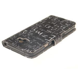 Wall peňaženkové puzdro pre Samsung Galaxy A5 (2016) - vzorčeky - 4