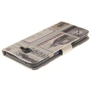 Wall peněženkové pouzdro na Samsung Galaxy A5 (2016) - United Kingdom - 4