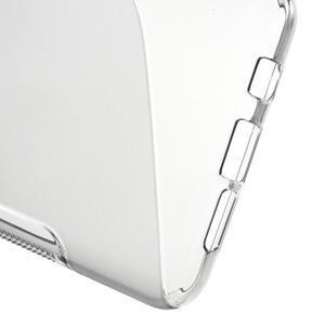 S-line gélový obal pre mobil Samsung Galaxy A5 (2016) - šedý - 4
