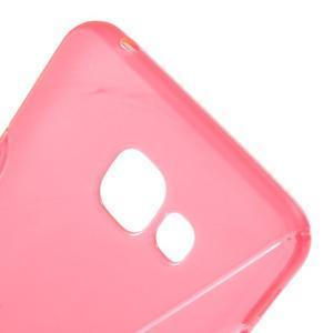S-line gelový obal na mobil Samsung Galaxy A5 (2016) - rose - 4
