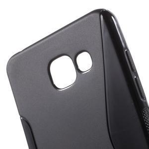 S-line gelový obal na mobil Samsung Galaxy A5 (2016) - černý - 4