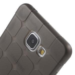 Cube gelový kryt na Samsung Galaxy A5 (2016) - šedý - 4