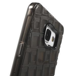 Square gelový obal na mobil Samsung Galaxy A5 (2016) - šedý - 4