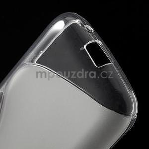 Gélové s-line puzdro pre Samsung Galaxy Ace 4 - transparentný - 4