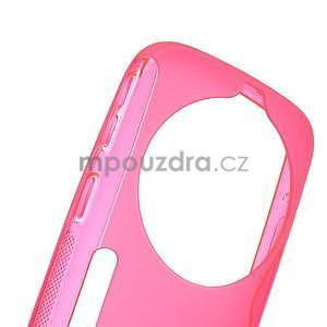 Rose s-line gélový kryt pre Samsung Galaxy K Zoom C115 - 4