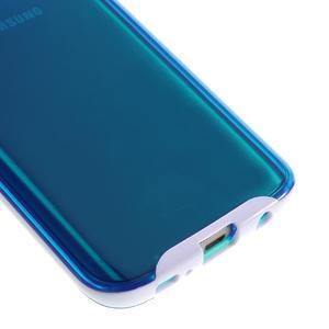 Dvoudílný obal na mobil Samsung Galaxy S7 - modrý - 4