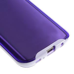 Dvoudílný obal na mobil Samsung Galaxy S7 - fialový - 4