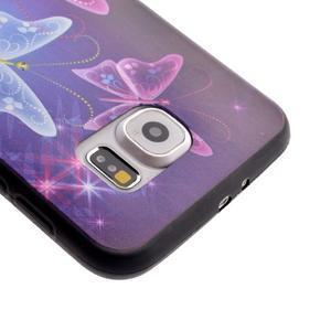 Jells gélový obal pre Samsung Galaxy S7 - kouzelní motýľci - 4