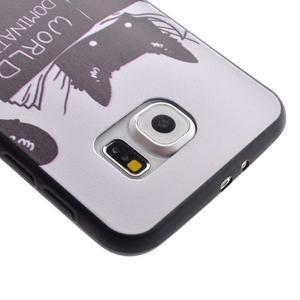 Jells gelový obal na Samsung Galaxy S7 - kočička - 4