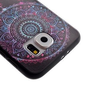 Jells gelový obal na Samsung Galaxy S7 - lapač snů - 4