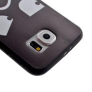 Jells gelový obal na Samsung Galaxy S7 - nedotýkat se - 4