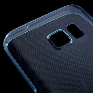Ultratenký gélový obal pre mobil Samsung Galaxy S7 - zelený - 4