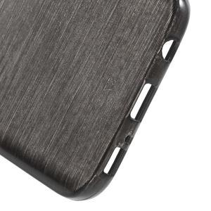 Brush gelový obal na mobil Samsung Galaxy S7 - černý - 4