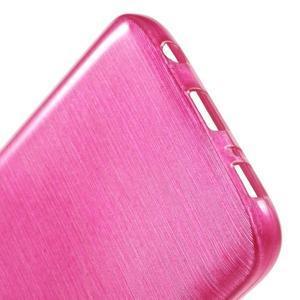 Brush gelový obal na mobil Samsung Galaxy S7 - rose - 4