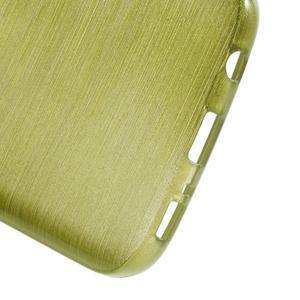 Brush gelový obal na mobil Samsung Galaxy S7 - zelený - 4