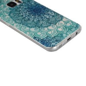 Pictu gélový obal pre mobil Samsung Galaxy S7 - mandala - 4