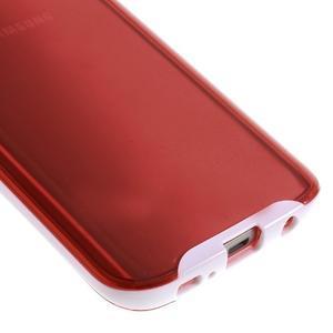 Dvoudílný obal na mobil Samsung Galaxy S7 - červený - 4