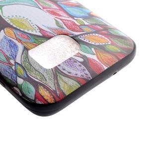 Backy gelový obal na Samsung Galaxy S7 edge - malovaný strom - 4