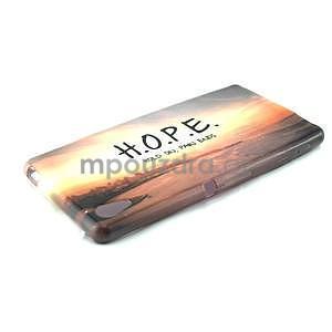 Gélový kryt pre Sony Xperia M4 Aqua - H.O.P.E. - 4