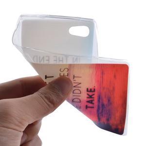 Gelový obal na mobil Sony Xperia Z5 - regret - 4