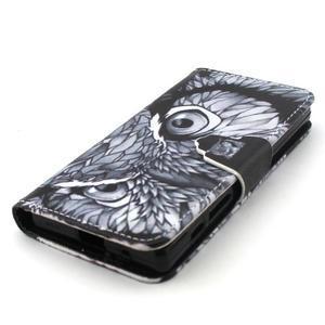 Kelly puzdro pre mobil Sony Xperia Z5 Compact - sova - 4