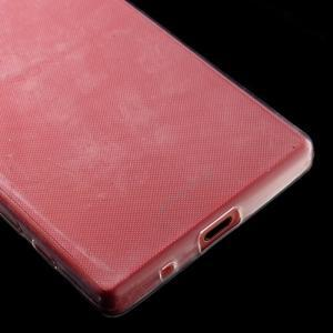 Ultratenký gelový obal na mobil Sony Xperia Z5 Compact - transparentní - 4